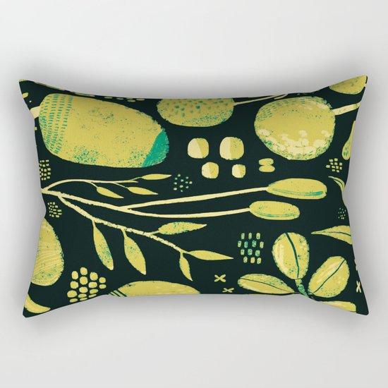 Fiori Rectangular Pillow