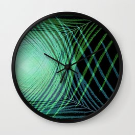 Delicacy- Nature Wall Clock