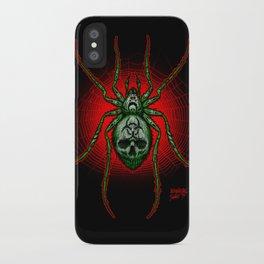 Arachnazrael iPhone Case
