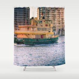 Borrowdale Sydney Shower Curtain