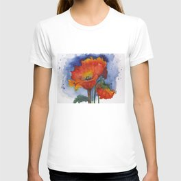 Flowers  Emerged T-shirt