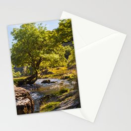 Made of gold Stationery Cards