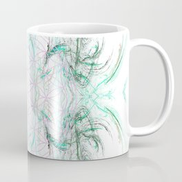smoke on the flower of life Coffee Mug