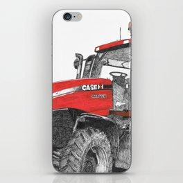 Case IH Tractor iPhone Skin