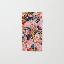 Summer Botanical Garden VIII - II Hand & Bath Towel