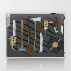 Horrible Weapons Laptop & iPad Skin