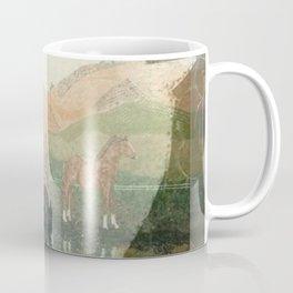 """Horses"" Coffee Mug"