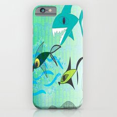 Fish Tale Slim Case iPhone 6s