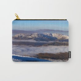 Coniston Fells from the Fairfield Horseshoe Carry-All Pouch
