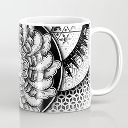 Spiral Universe Coffee Mug