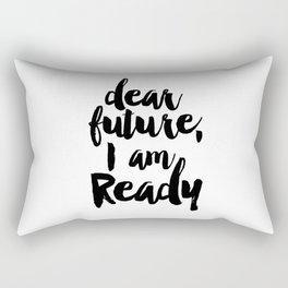 Inspirational Quote Nursery Quote Kids Room Decor Print Printable Quote Print Typography Print Quote Rectangular Pillow