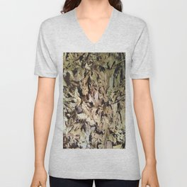 Forest Floor Unisex V-Neck