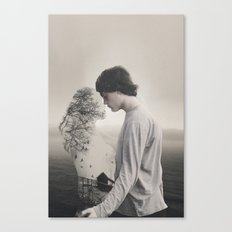 Faded Love Canvas Print