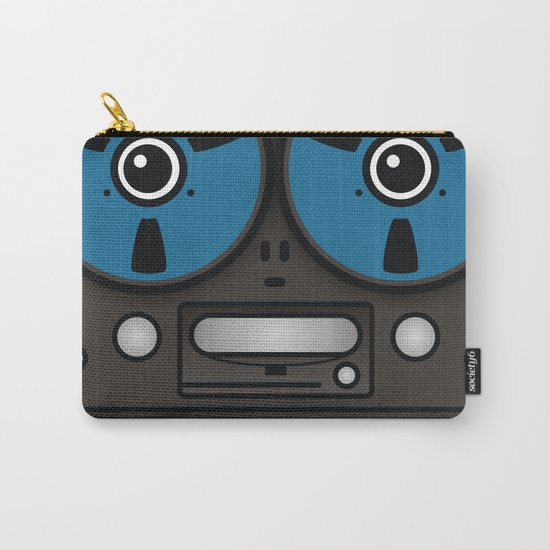 reel tape recorder Carry-All Pouch
