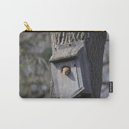 Raid on the Birdhouse Carry-All Pouch