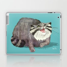 Manul Cat 2 Laptop & iPad Skin