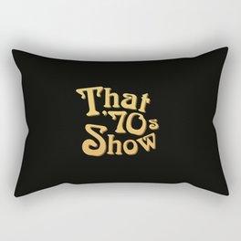 Title - That '70s Show Rectangular Pillow