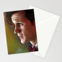 'Ancient and Forever' - (Doctor Who) Stationery Cards