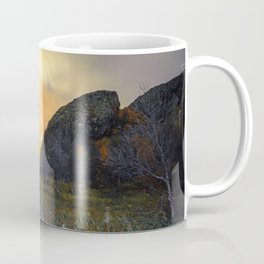Arctic night Coffee Mug