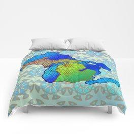 Michigan Comforters