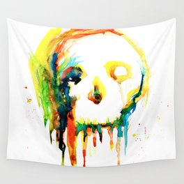 Happy/Grim Wall Tapestry