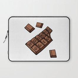 Chocoholic Illustration Laptop Sleeve