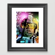 SW#28 Framed Art Print
