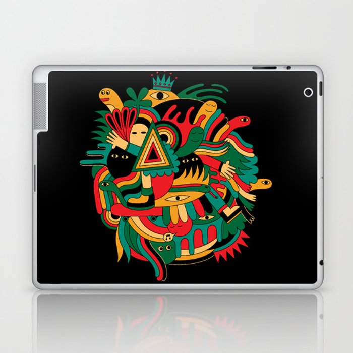 The world Laptop & iPad Skin