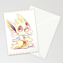Cute little Jolteon Stationery Cards