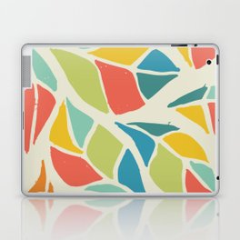 Colors of the wind fall leaves Laptop & iPad Skin