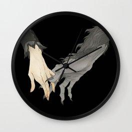 Monster Lover II Wall Clock