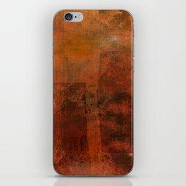 Organic rust iPhone Skin
