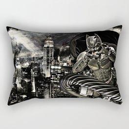 Life Line Rectangular Pillow