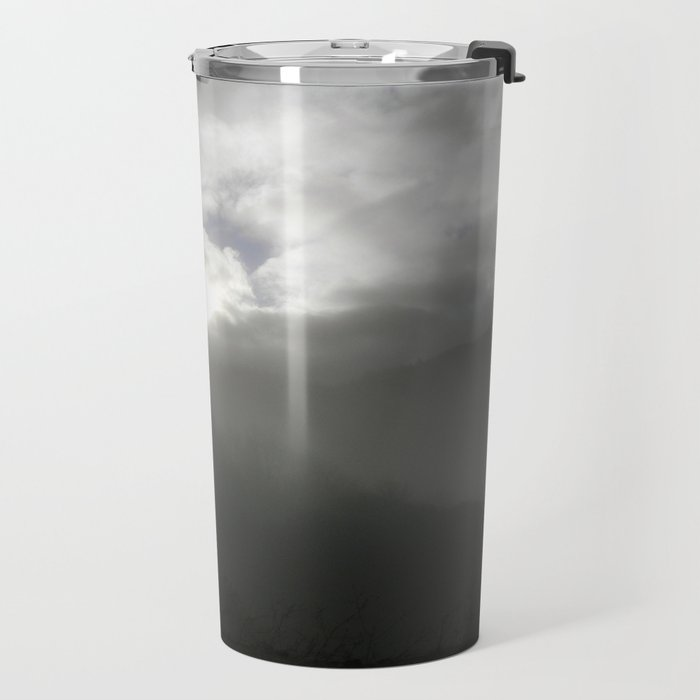 Grasping the Sunlight... Travel Mug