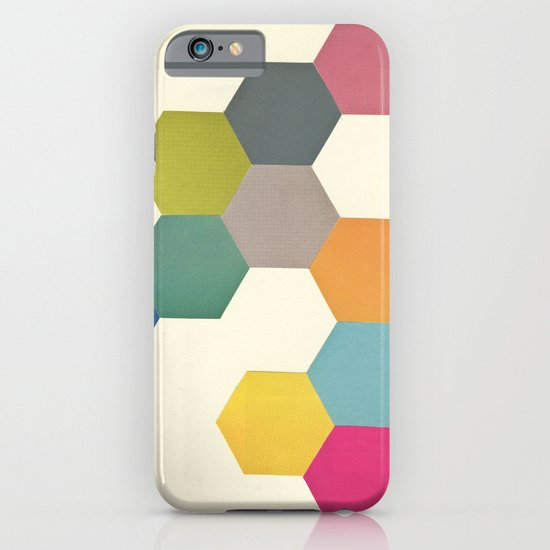 Honeycomb I iPhone & iPod Case