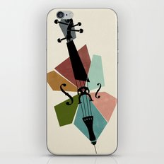 Bach - Cello Suites iPhone & iPod Skin