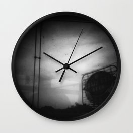 Capitalist Dysphoria Wall Clock
