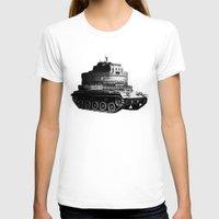 kafka T-shirts featuring Kafka Tank by paragraph
