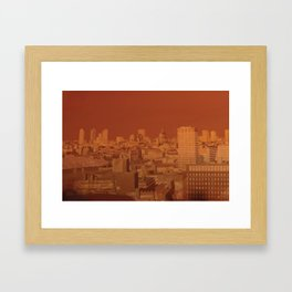 St Paul's Framed Art Print