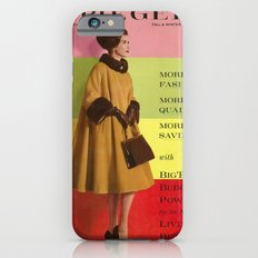 1961 Fall/Winter Catalog Cover iPhone 6s Slim Case