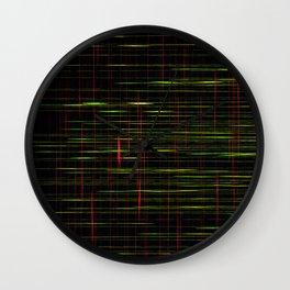 Horizontal and vertical Wall Clock