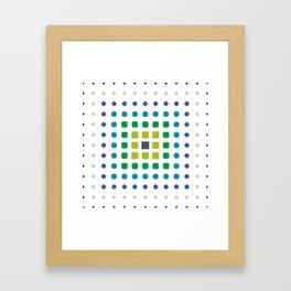 Alberville_Galaxy Framed Art Print