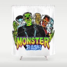 Monster Bash Shower Curtain