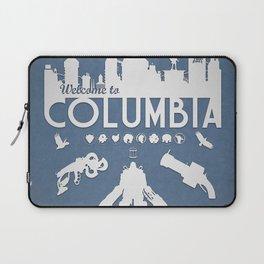 Bioshock - Columbia Poster Laptop Sleeve