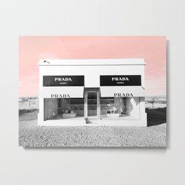 marfa Metal Print