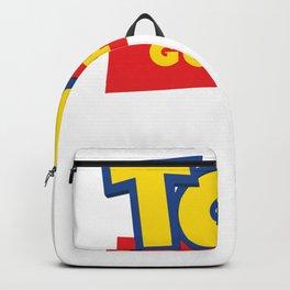 TOY guapa (female) Backpack