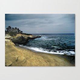La Jolla Coves Canvas Print
