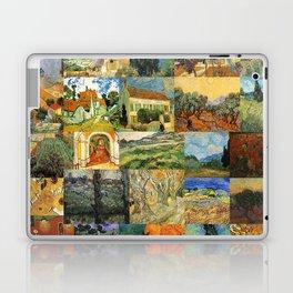 Vincent van Gogh Montage Laptop & iPad Skin