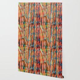 Coral Night of Sugarcane Wallpaper