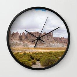 CHILE, San Pedro de Atacama: Atacama Desert Wall Clock